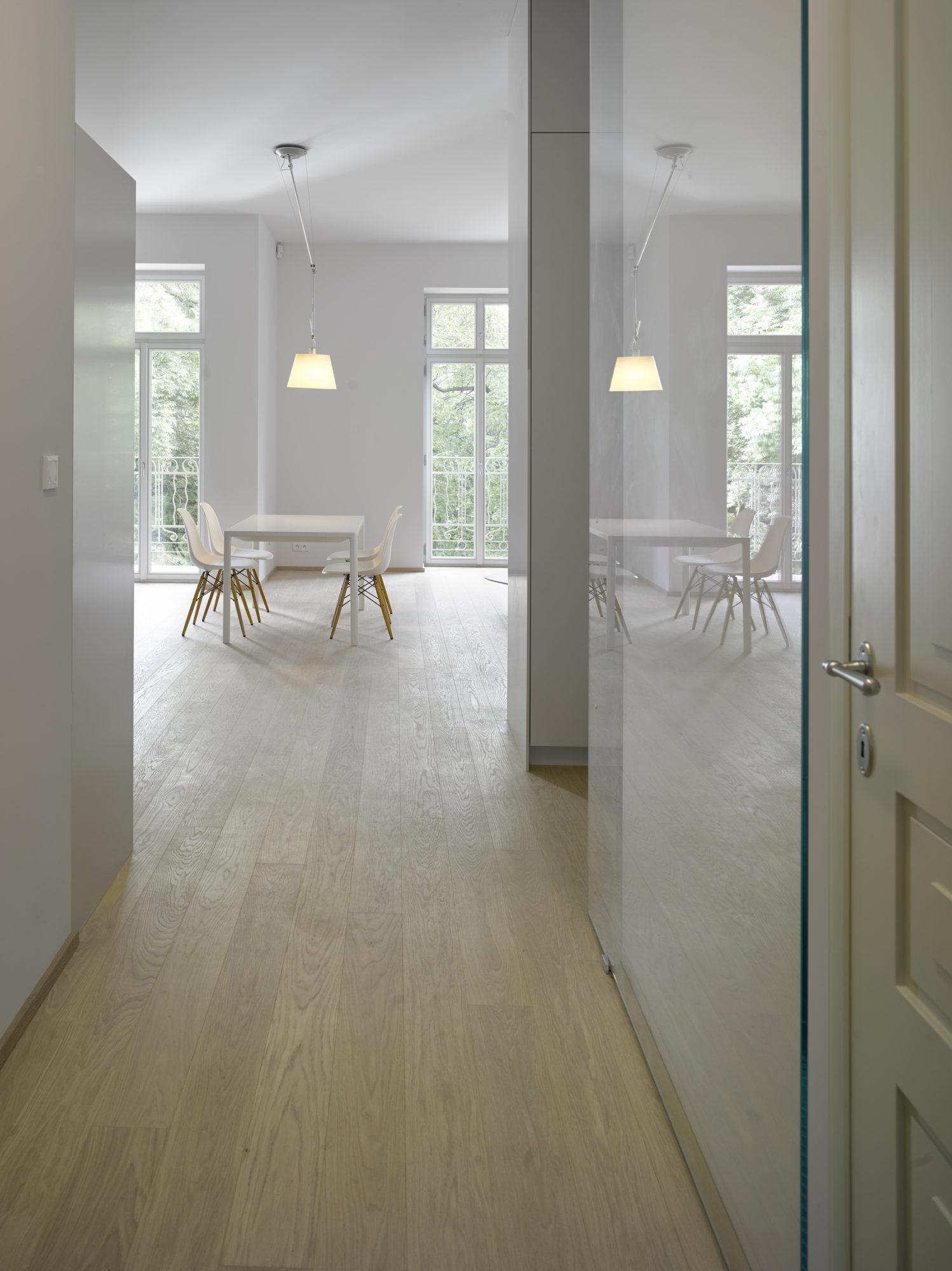 Světlé interiéry